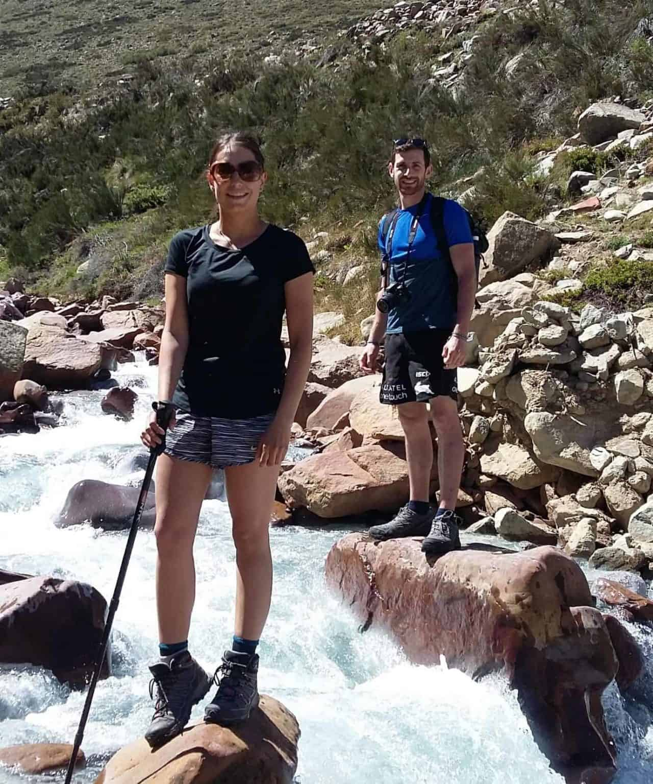 Hiking Tour in the Andes