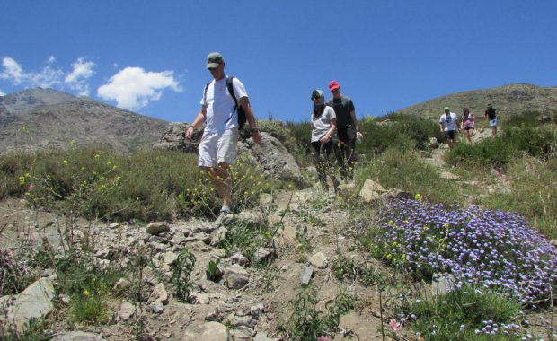 HIking Tour from Santiago
