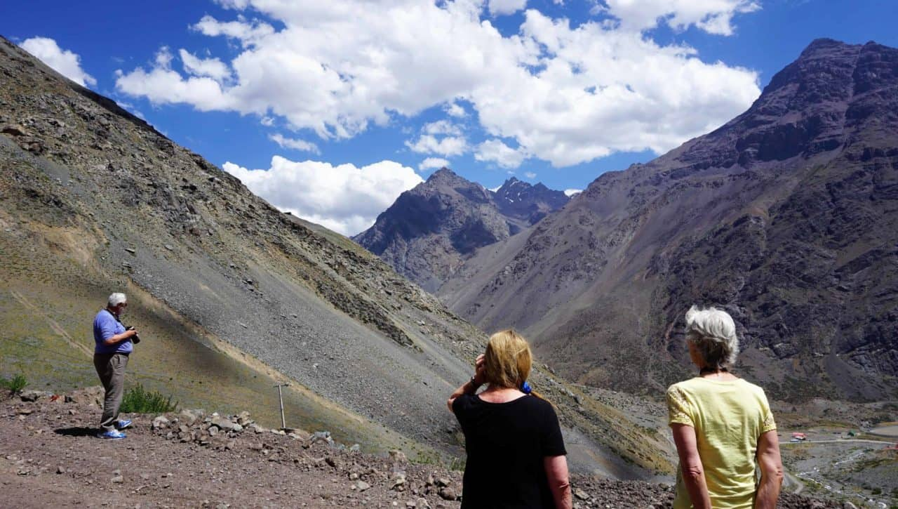 Portillo Chile Lago del Inca Santiago