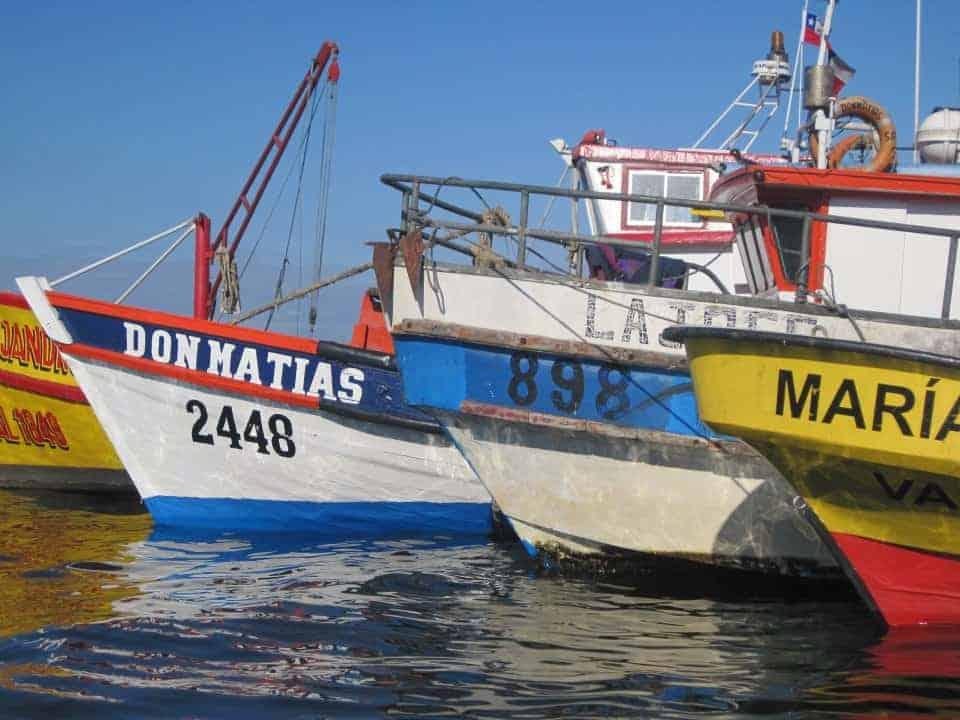 Ports of Valparaiso