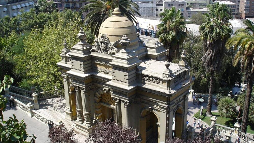 Santiago City - building