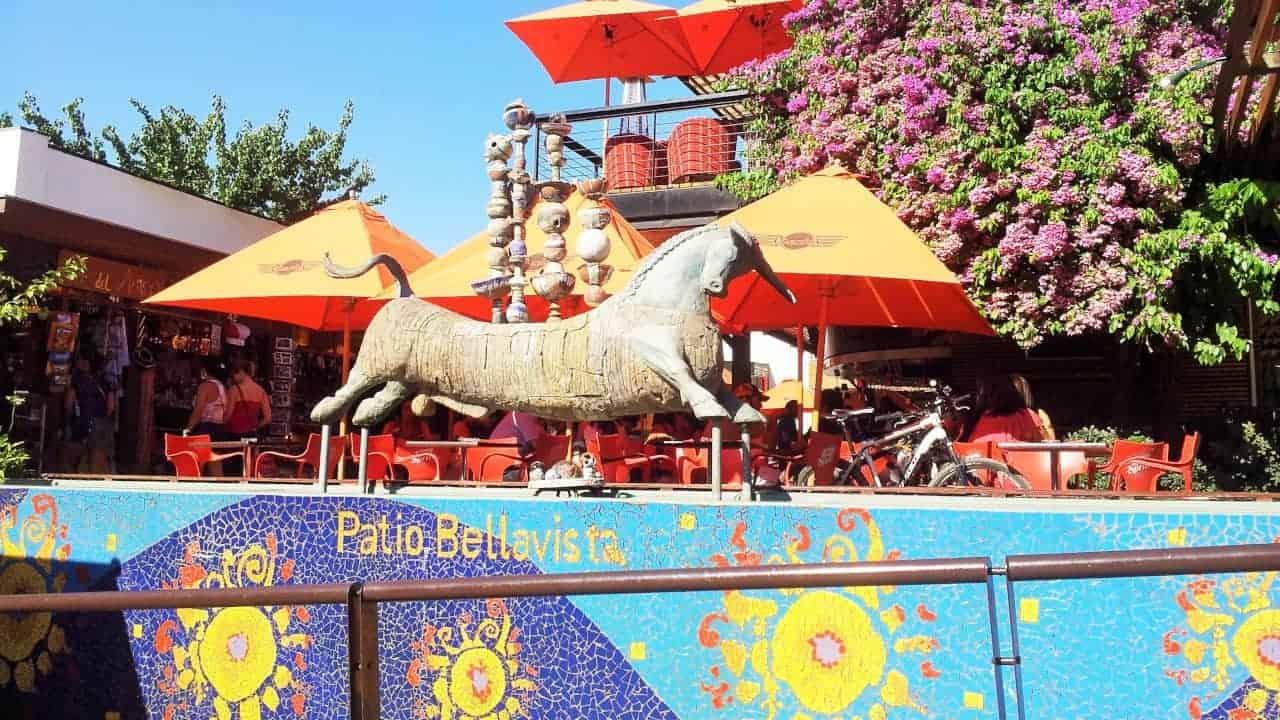 Santiago City - patio bellavista