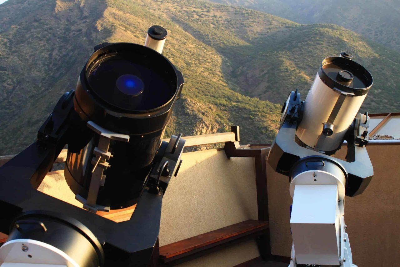 Observatory Tour Santiago