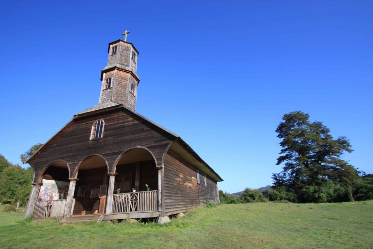 Wooden Church Chiloé