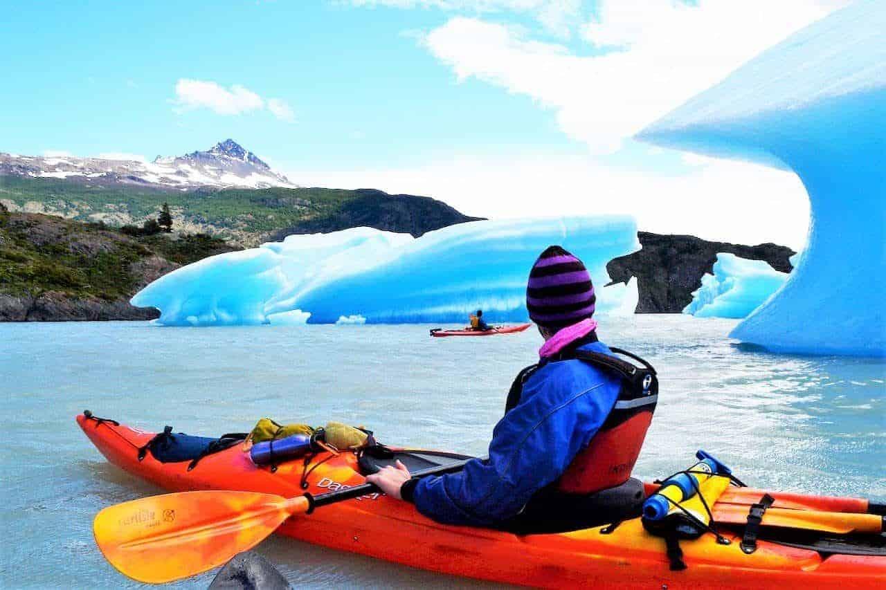 Patagonia Grey Lake