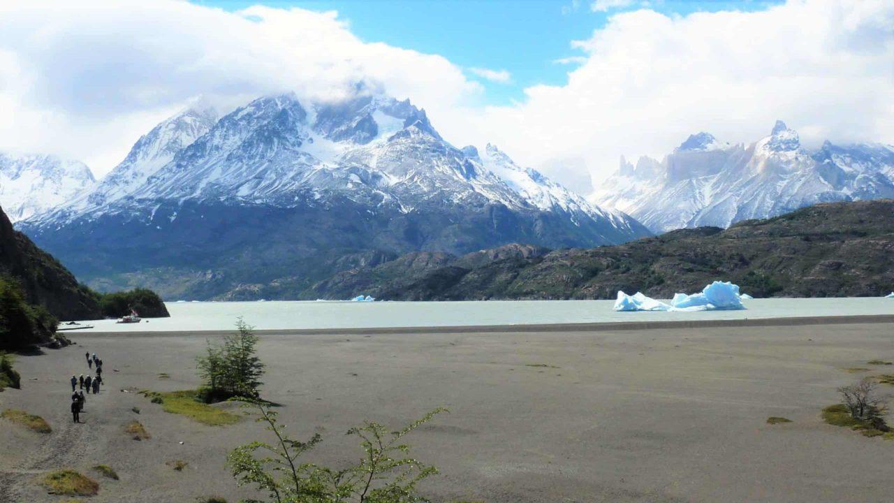 Patagonia Lago Grey