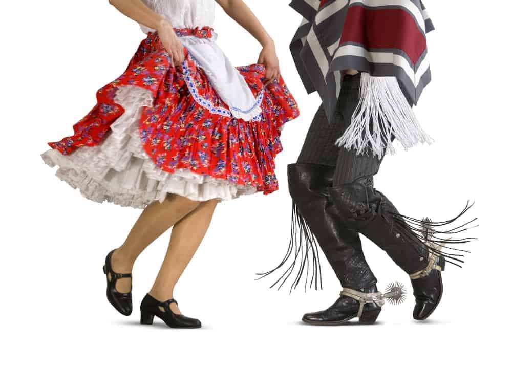 Cueca Chilean Dance